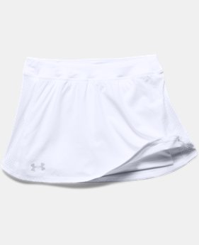 Girls' UA Play Up Skort