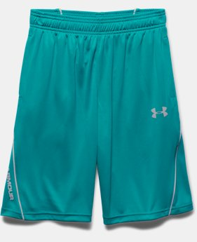 Boys' UA Show Me Sweat Shorts