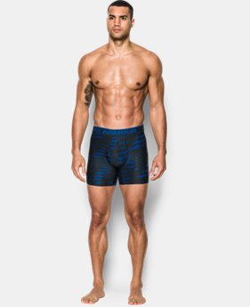 "New Arrival Men's UA Original Series Printed 6"" Boxerjock®  2 Colors $25"
