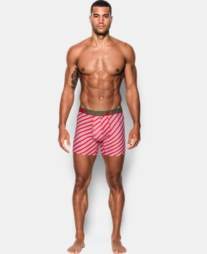 Men's UA Original Series Printed Boxerjock® LIMITED TIME: FREE SHIPPING 3 Colors $22.99 to $29.99