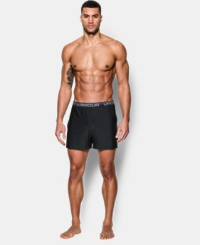 3 FOR $60 Men's UA Original Series Boxer Shorts  2 Colors $24.99