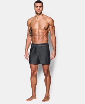 3 FOR $60 Men's UA Original Series Boxer Shorts  1 Color $24.99