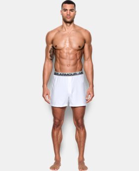 3 for $50 Men's UA Original Series Boxer Shorts  2 Colors $20