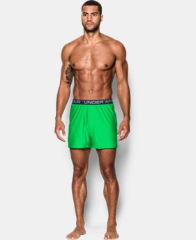 Best Seller Men's UA Original Series Boxer Shorts  3 Colors $20