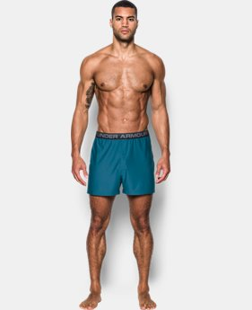 Men's UA Original Series Boxer Shorts  1 Color $18.74
