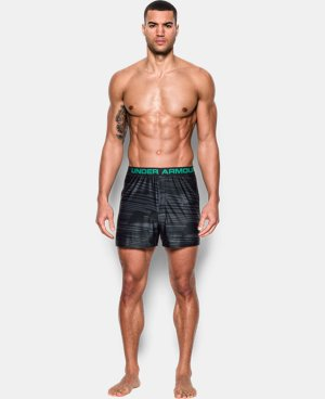 "Men's UA Original Series Printed 6"" Boxer Shorts  1 Color $17.24"