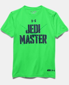 Boys' Under Armour® Alter Ego Jedi Master T-Shirt