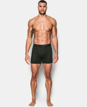 "New Arrival  Men's UA Iso-Chill Mesh 6"" Boxerjock®   $29.99"