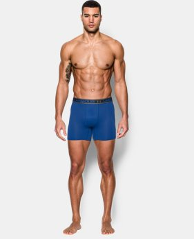 "Best Seller Men's UA Iso-Chill Mesh 6"" Boxerjock®  1 Color $14.99"