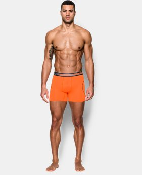 "Men's UA Iso-Chill Mesh 6"" Boxerjock® LIMITED TIME: FREE U.S. SHIPPING 1 Color $14.24 to $25"