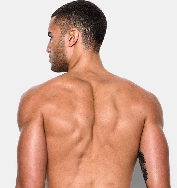 "Men's Charged Cotton® Stretch 6"" Boxerjock® - 3-Pack, White, pdpMainDesktop image number 1"