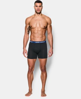 Men's UA Mesh Performance Boxerjock® 2-Pack LIMITED TIME: FREE SHIPPING 1 Color $35