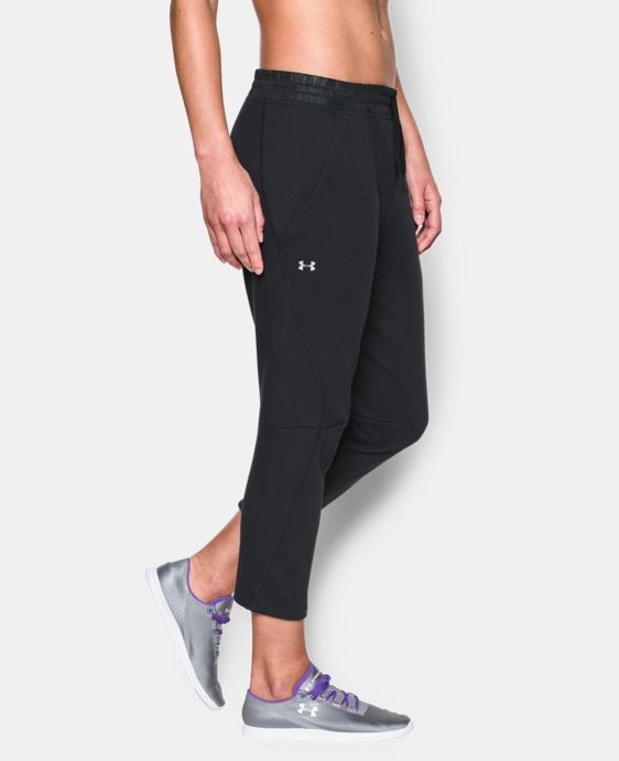 Women's UA Terry Crop LIMITED TIME: FREE SHIPPING 1 Color $63.99