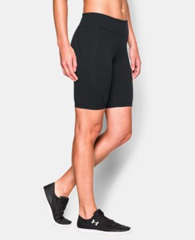 Best Seller Women's UA Mirror Long Short  1 Color $49.99