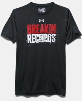 Boys' UA Breakin' Rules T-Shirt