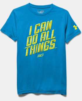 Boys' SC30 Do All Things T-Shirt