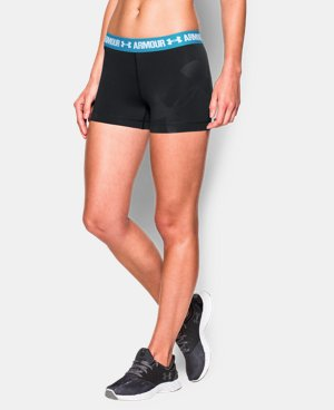 Women's UA HeatGear® Armour Graphic Shorty  2 Colors $20.99