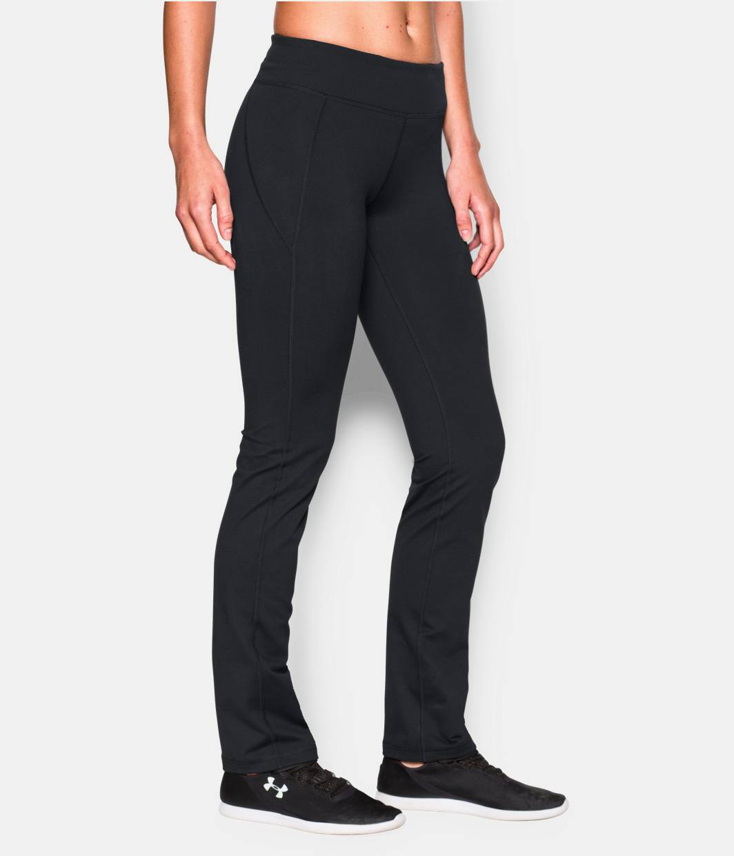 Women's UA Mirror Straight Leg Pants | Under Armour US