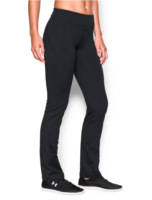 c74e033318a49 This review is fromWomen's UA Mirror Straight Leg Pants.