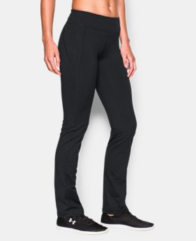 Women's UA Mirror Straight Leg Pants  1  Color Available $84.99