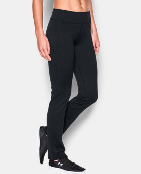 New Arrival  Women's UA Mirror Straight Leg Pant LIMITED TIME: FREE SHIPPING 1 Color $63.99 to $84.99