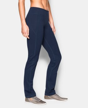Women's UA Mirror Straight Leg Pant LIMITED TIME: FREE U.S. SHIPPING 1 Color $74.99