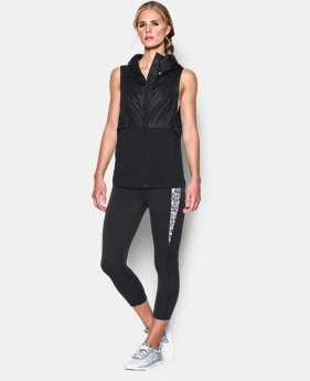 Women's UA Terry Vest  1 Color $84.99