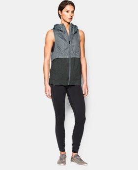 Women's UA Terry Vest   $84.99