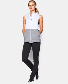 Women's UA Terry Vest  3 Colors $84.99