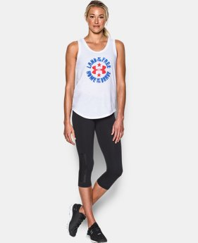 New Arrival Women's UA Land of the Free Tank LIMITED TIME: FREE SHIPPING 1 Color $29.99