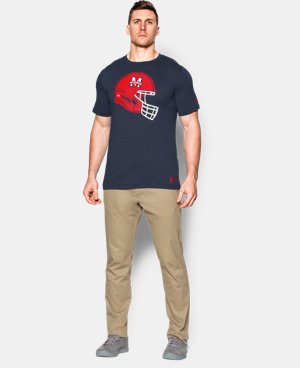 Men's Under Armour® Alter Ego Metropolis Helmet T-Shirt LIMITED TIME: FREE U.S. SHIPPING 1 Color $20.24