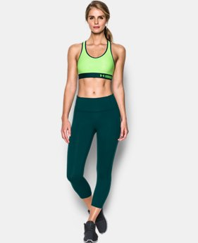 Women's Armour® Mid — Graphic Sports Bra  1 Color $19.59