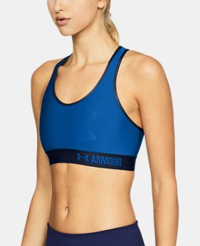 Women's Armour® Mid — Graphic Sports Bra  1 Color $27.99