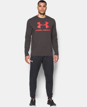 Men's UA Sportstyle Long Sleeve T-Shirt  7 Colors $34.99