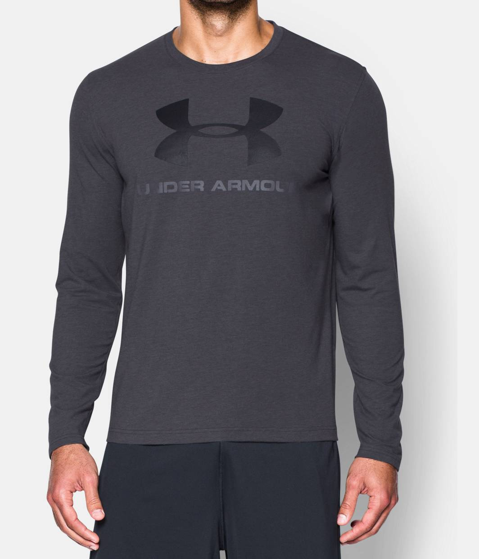 Men 39 S Ua Sportstyle Long Sleeve T Shirt Under Armour Us