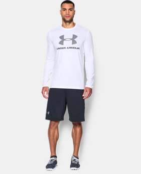 Men's UA Sportstyle Long Sleeve T-Shirt  1 Color $34.99
