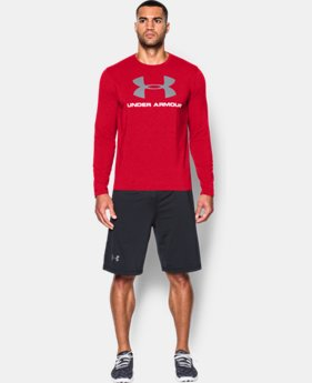 Men's UA Sportstyle Long Sleeve T-Shirt LIMITED TIME: FREE SHIPPING 1 Color $29.99