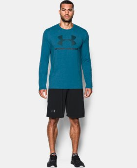 Men's UA Sportstyle Long Sleeve T-Shirt  1 Color $12.93