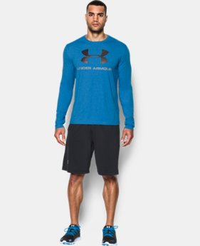 Men's UA Sportstyle Long Sleeve T-Shirt  1 Color $17.24