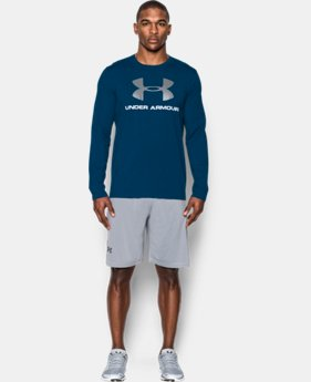 Men's UA Sportstyle Long Sleeve T-Shirt  4 Colors $34.99