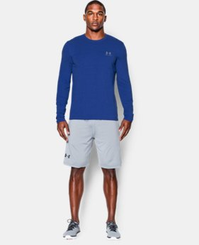 Men's UA Charged Cotton® Sportstyle Long Sleeve T-Shirt  1 Color $17.99 to $22.99