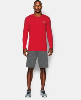 Men's UA Charged Cotton® Sportstyle Long Sleeve T-Shirt