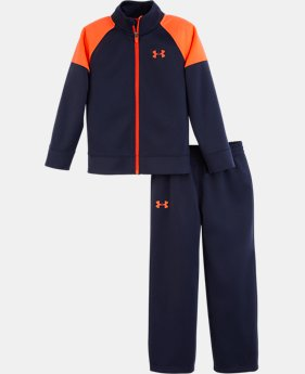 Boys' Newborn UA Precision Warm-Up Set