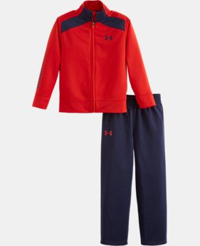 Boys' Newborn UA Element Warm-Up Set