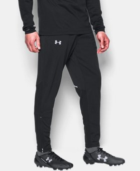 New to Outlet Men's UA Challenger Knit Warm-Up Pants  1 Color $35.99