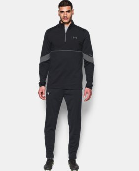 Men's UA Storm Pitch ¼ Zip  1 Color $56.99