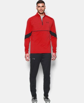 Men's UA Storm Pitch ¼ Zip  1 Color $75