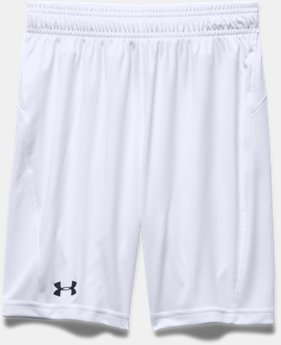 Boys' UA Challenger Knit Shorts