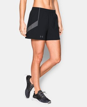 Women's UA Pitch Woven Short LIMITED TIME: FREE SHIPPING  $35