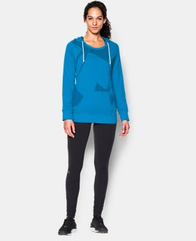 New to Outlet Women's UA Favorite French Terry Popover  2 Colors $38.99 to $48.99
